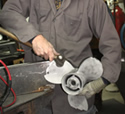 The Prop Shop - Propeller Polishing